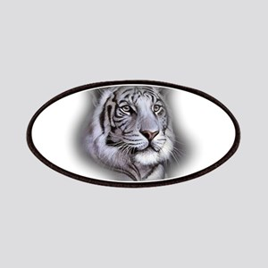 White Tiger Face Patch