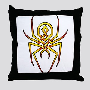 Arachnid Throw Pillow
