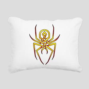 Arachnid Rectangular Canvas Pillow