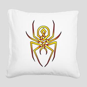 Arachnid Square Canvas Pillow