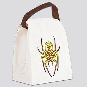 Arachnid Canvas Lunch Bag