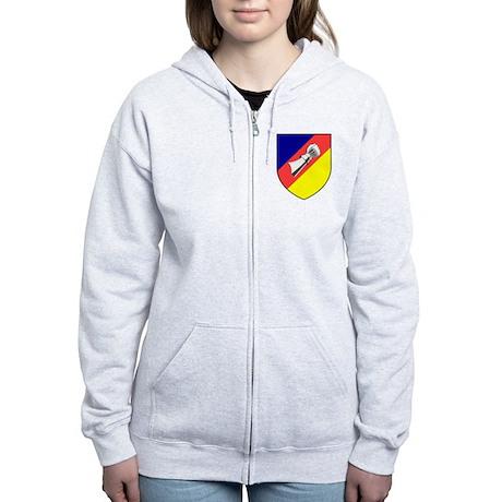 2 Schnellbootgeschwader Wappen Zip Hoodie