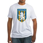 Singh Fitted T-Shirt