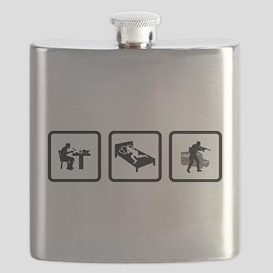 SWAT Flask