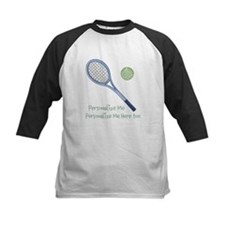 Personalized Tennis Kids Baseball Jersey