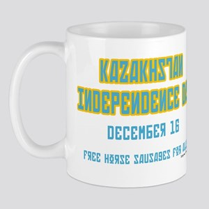 Kazakhstan Independence Mug