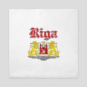 Riga City Designs Queen Duvet