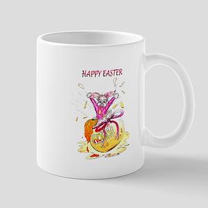 Honey Bunny Happy Easter Mug