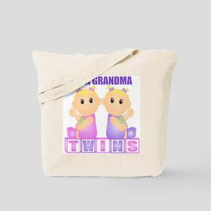 I'm A Grandma (BGG:blk) Tote Bag