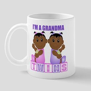 I'm A Grandma (DGG:blk) Mug