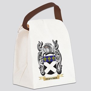 Fitzpatrick Coat of Arms - Family Canvas Lunch Bag
