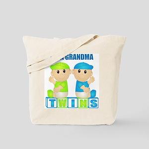 I'm A Grandma (PBB:blk) Tote Bag