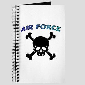 air force skull Journal