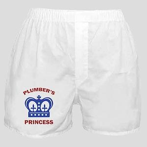 Plumber's Princess Boxer Shorts