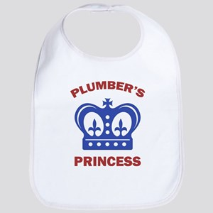 Plumber's Princess Bib