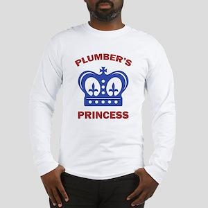 Plumber's Princess Long Sleeve T-Shirt