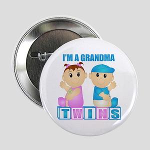 I'm A Grandma (PBG:blk) Button