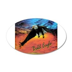 BALD EAGLE Wall Sticker