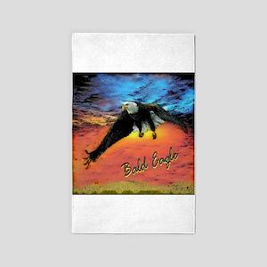BALD EAGLE 3'x5' Area Rug