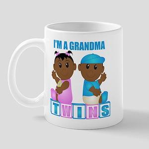 I'm A Grandma (DBG:blk) Mug