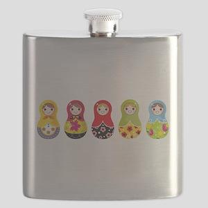 Matrioshka Flask