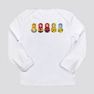 Matrioshka Long Sleeve T-Shirt