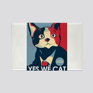 Candigato - Yes We Cat Rectangle Magnet