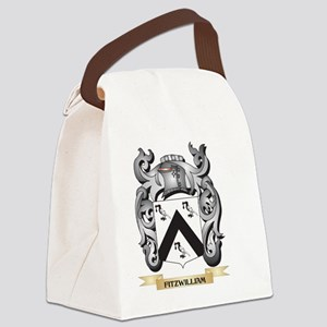 Fitzwilliam Coat of Arms - Family Canvas Lunch Bag