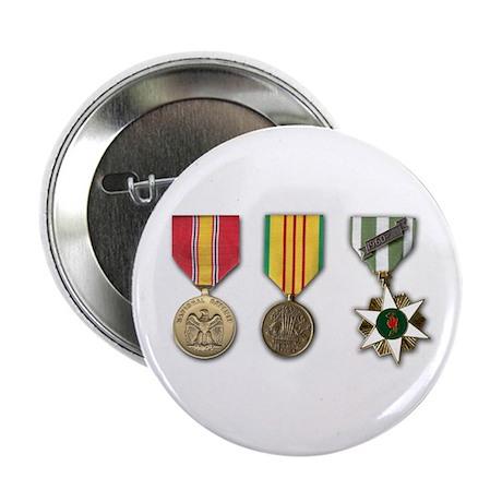 "Vietnam Medals 2.25"" Button (100 pack)"