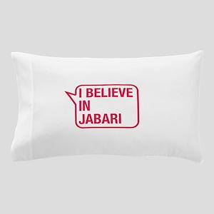 I Believe In Jabari Pillow Case