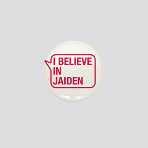 I Believe In Jaiden Mini Button