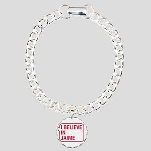 I Believe In Jaime Bracelet