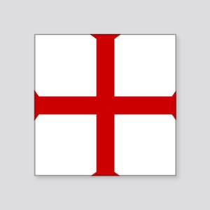 Knights Templar Cross Sticker