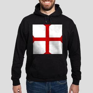 Knights Templar Cross Hoodie