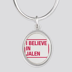 I Believe In Jalen Necklaces