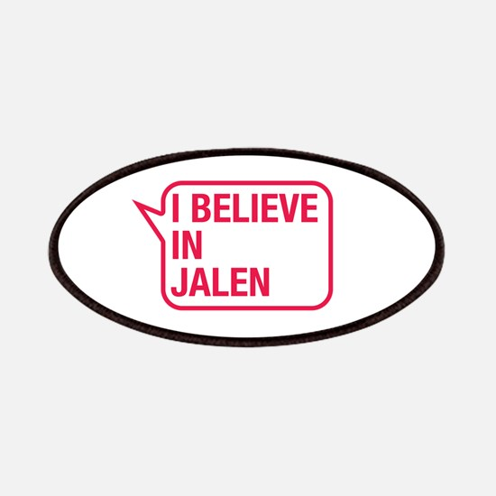 I Believe In Jalen Patches