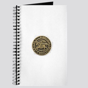 Knights Templar Seal Journal