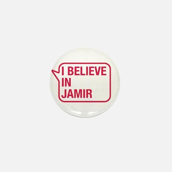 I Believe In Jamir Mini Button