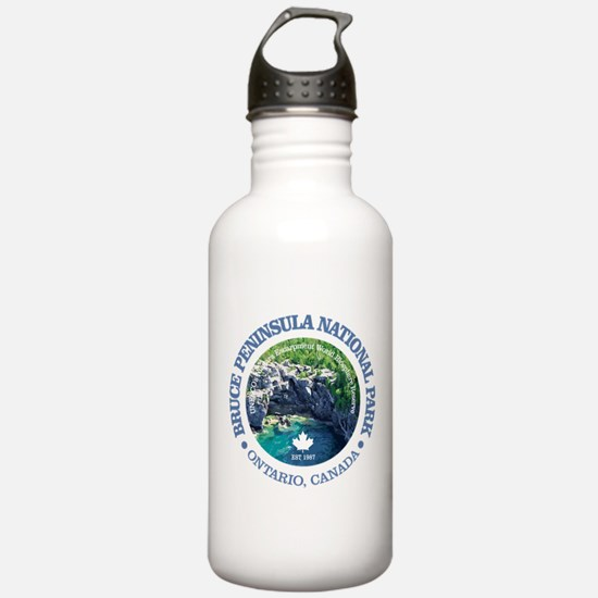Bruce Peninsula National Park Water Bottle