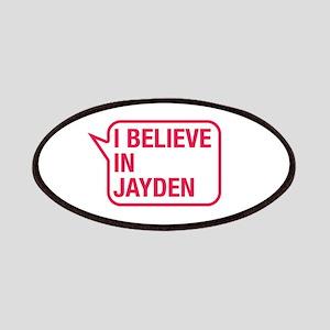 I Believe In Jayden Patches