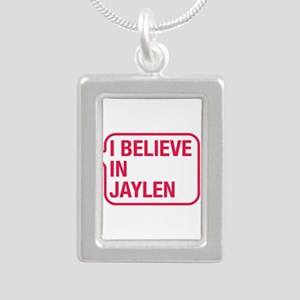 I Believe In Jaylen Necklaces