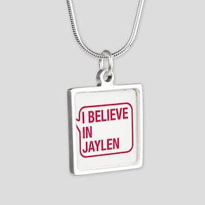 I Believe In Jaylen Necklaces