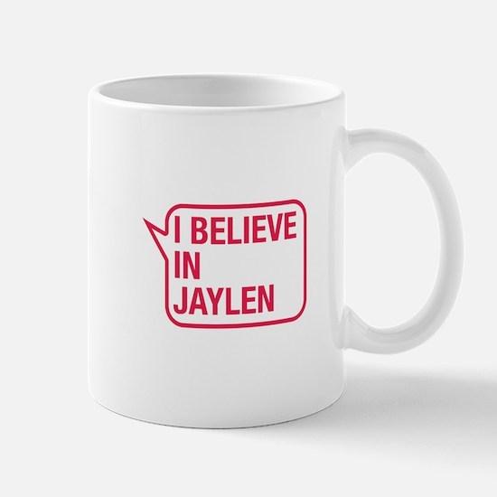 I Believe In Jaylen Mug
