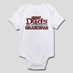 Grandpa Promotion Infant Bodysuit