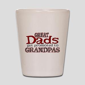 Grandpa Promotion Shot Glass