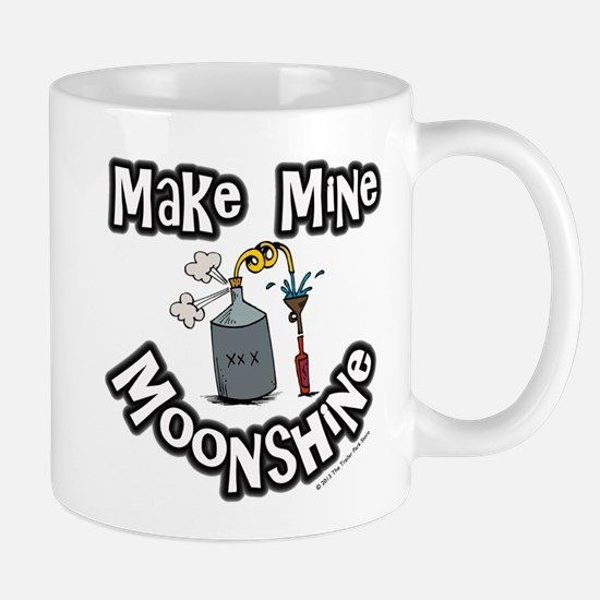 Make Mine Moonshine Mug