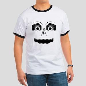 PHOTOGRAPHER FACE T-Shirt