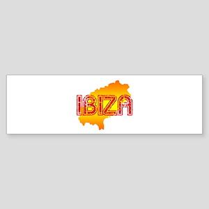 Ibiza Bumper Sticker