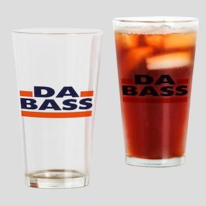 Da Bass Drinking Glass