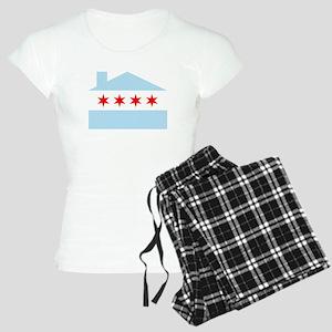 Chicago House Flag Pajamas